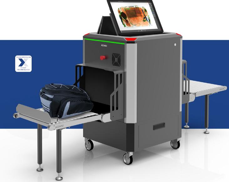 أنظمة فحص الحقائب بالأشعة السينية