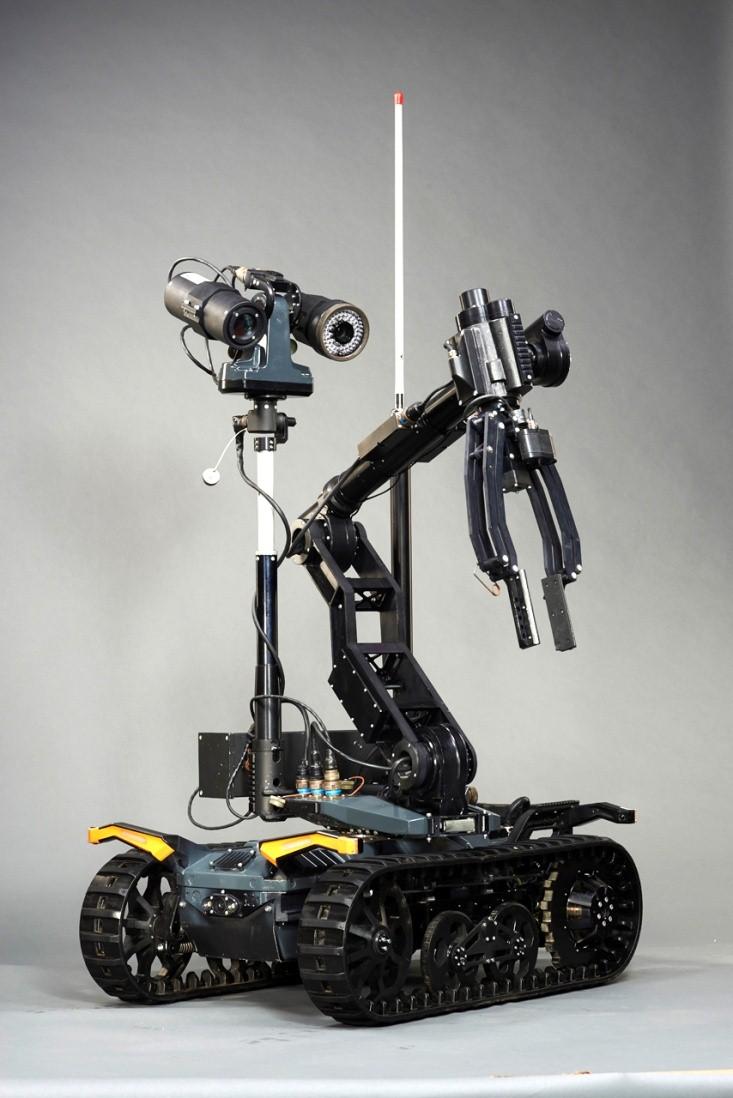 روبوتات إبطال وإزالة المتفجرات