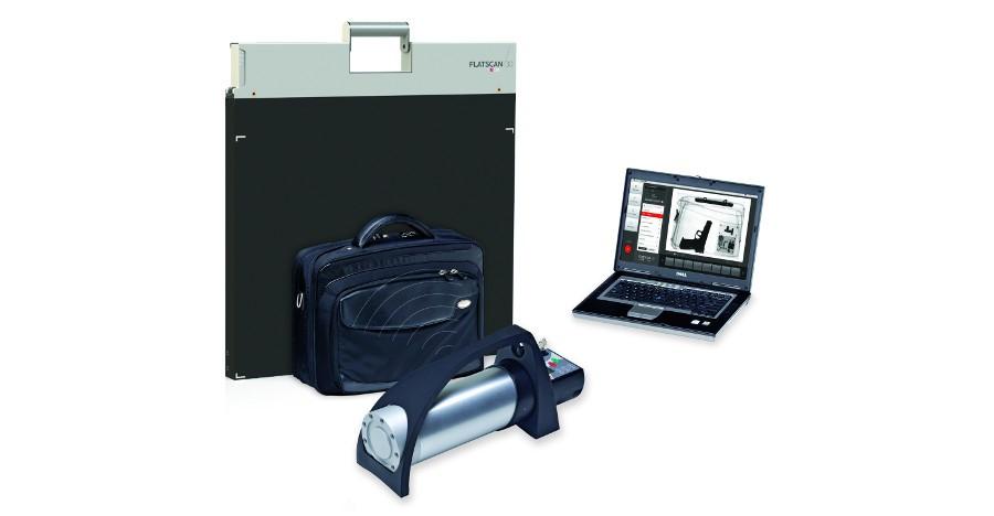 أنظمة الفحص بالأشعة السينية المحمولة